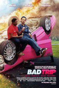 Bad Trip est une comédie de Netflix.